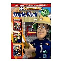 DVD - Fireman Sam - CGI Triple Pack Vol. 2