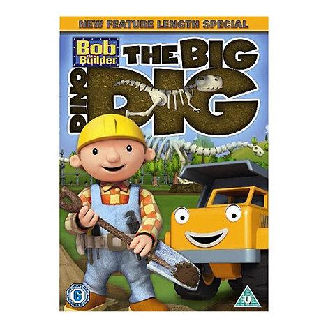 DVD - Bob The Builder - The Big Dino Dig