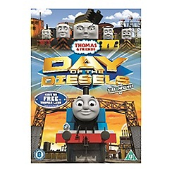 DVD - Thomas & Friends: Day Of The Diesels