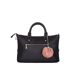 Yumi - Black Pom Pom Grab Bag