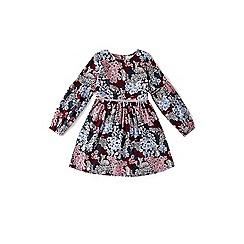 Yumi Girl - Multicoloured woodland dress