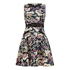 Uttam Boutique - Butterfly garden dress
