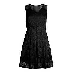 Iska - V neck lace dress