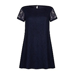 Iska - Lace tunic dress