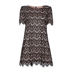 Iska - Lace detail dress