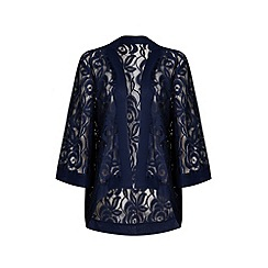 Iska - Sheer lace cover-up