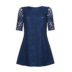 Iska - Lace shift dress