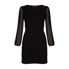 Iska - Classic black dress