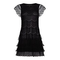 Iska - Lace layered dress