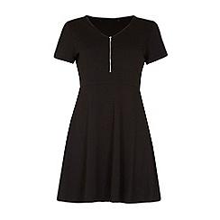 Iska - Geo textured dress.