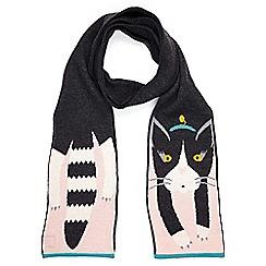 Yumi - Black Cat Scarf