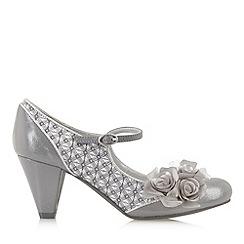 Yumi - Low heel strap shoe