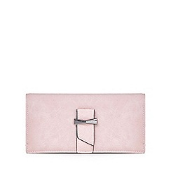 Yumi - Pink bow detailed wallet