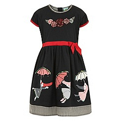 Uttam Kids - Tie waist dress