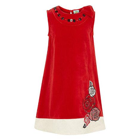 Uttam Kids - Bow a-line dress