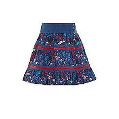 Uttam Kids - Ditsy flower skirt