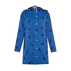 Uttam Boutique - Bird print mac