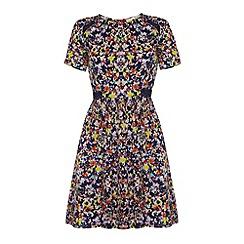 Uttam Boutique - Kandinsky ditsy floral dress