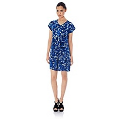 Uttam Boutique - Koons print oversized dress