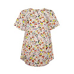 Uttam Boutique - Kandinsky ditsy floral top