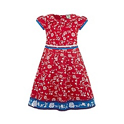 Uttam Kids - Floral tea dress