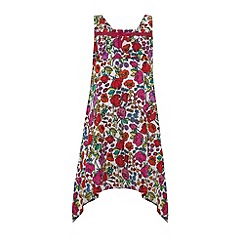 Uttam Kids - Floral garden dress