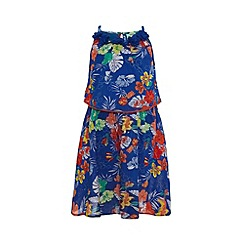 Uttam Kids - Tropical floral dress