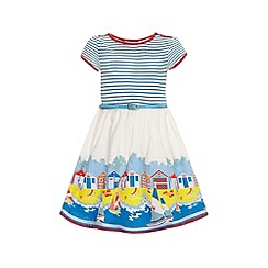Uttam Kids - Nautical striped t-shirt dress.