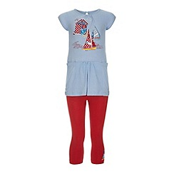 Uttam Kids - Boat tunic with leggings