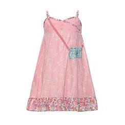 Uttam Kids - Camera print sun dress.