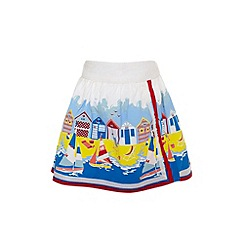 Uttam Kids - Beach hut skirt.