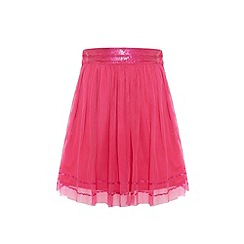Uttam Kids - Mesh tut party skirt.