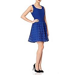 Yumi - Navy Pick & mix dress