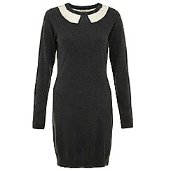 Yumi - The collar insert staple dress