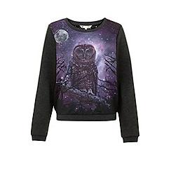 Yumi - Woodland oracle sweatshirt