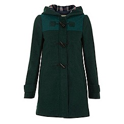 Yumi - Off duty duffel coat