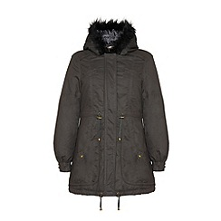 Yumi - Hooded parka jacket