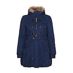 Yumi - Toggled parka jacket
