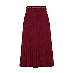 Yumi - Belted midi skirt