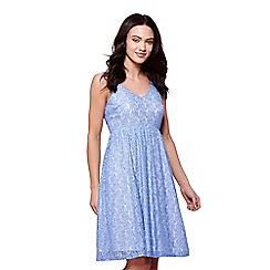 Yumi - Strappy lace dress