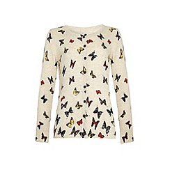 Yumi Girl - Butterfly cardigan