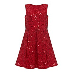 Yumi Girl - Majestic sequin dress
