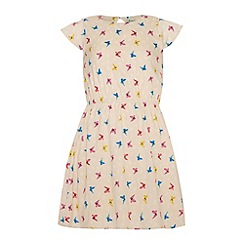 Yumi Girl - Butterfly printed dress