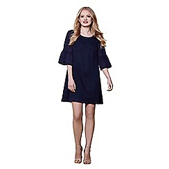 Yumi - Navy tunic dress