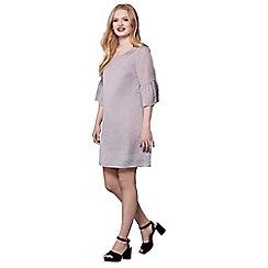 Yumi - Grey tunic dress