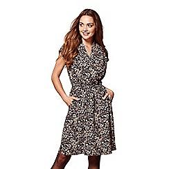 Yumi - Ditsy floral pocket dress