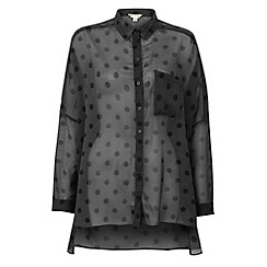 Yumi - Spots and dots shirt