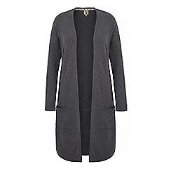 Yumi - Grey long cardigan