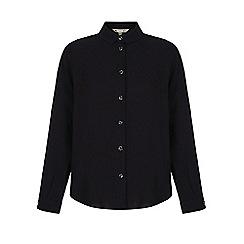 Yumi - Black long sleeve shirt