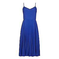 Yumi - Pleated strappy dress